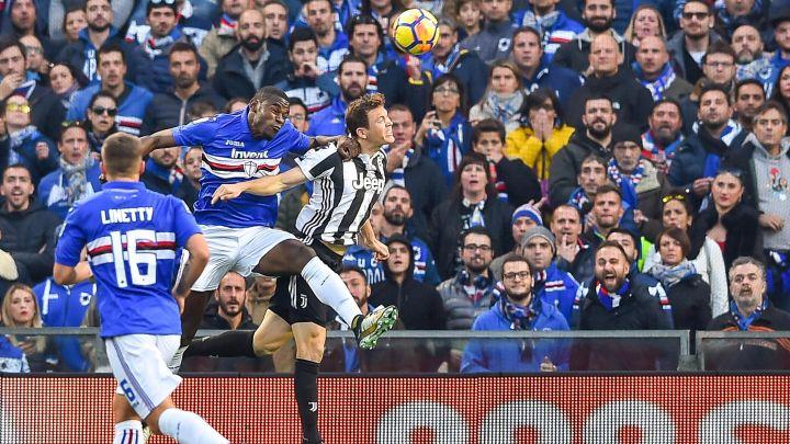 Sampdoria nanijela drugi poraz Juventusu