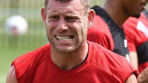 Posljednja fotografija Jamesa Milnera izgleda zastrašujuće, igrač Liverpoola je prava zvijer