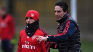 Emery ima novi problem: Igrač Arsenala nije sretan zbog odluke svog trenera