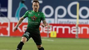 """Dino Hotić se """"pretvorio"""" u napadača i odmah pogodio"""