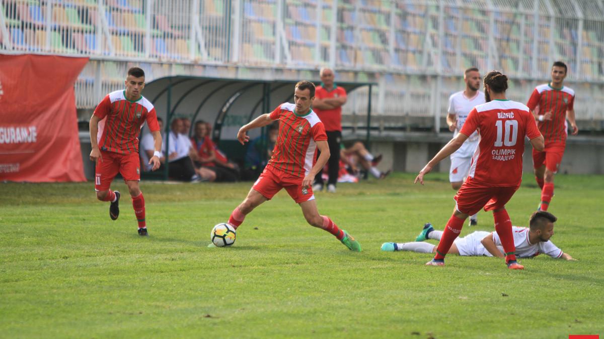 Muminović: Na našem terenu mi diktiramo tempo, tri boda su jedini cilj