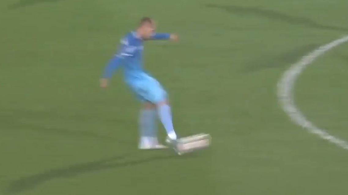 Bivši fudbaler Željezničara zabio golčinu protiv Crvene zvezde