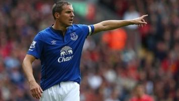Jagielka u Evertonu do 2018. godine