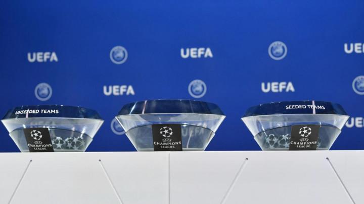 Uživo: Žrijeb prvog pretkola Lige prvaka