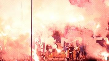 Žestoka tuča navijača Sarajeva i Želje nakon susreta