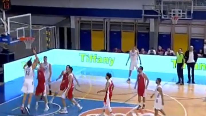 'Leteći' Kamenjaš dobio pohvale i od Jusufa Nurkića