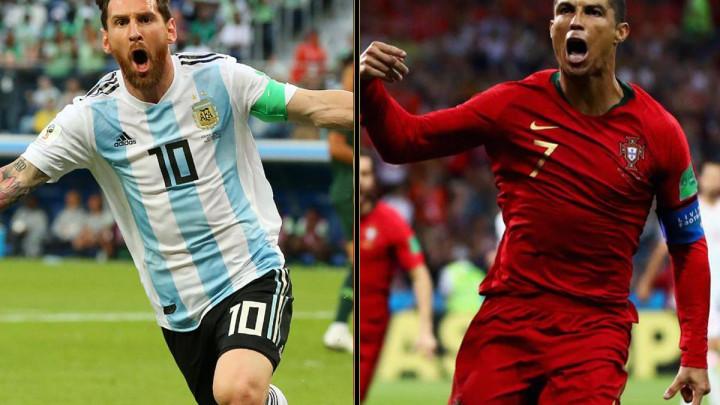 Cijelo vrijeme smo bili u zabludi: Portugal više ovisi o Ronaldu, nego Argentina o Messiju