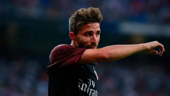 Tim iz Premier lige želi igrača Milana koji je ove sezone odigrao samo dvije utakmice