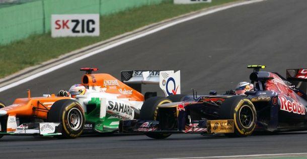 Toro Rosso i Force India mijenjaju motore