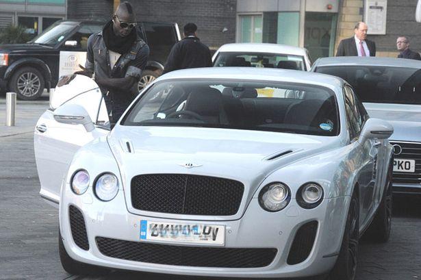 Balotelli imao saobraćajnu nesreću, djevojka u bolnici