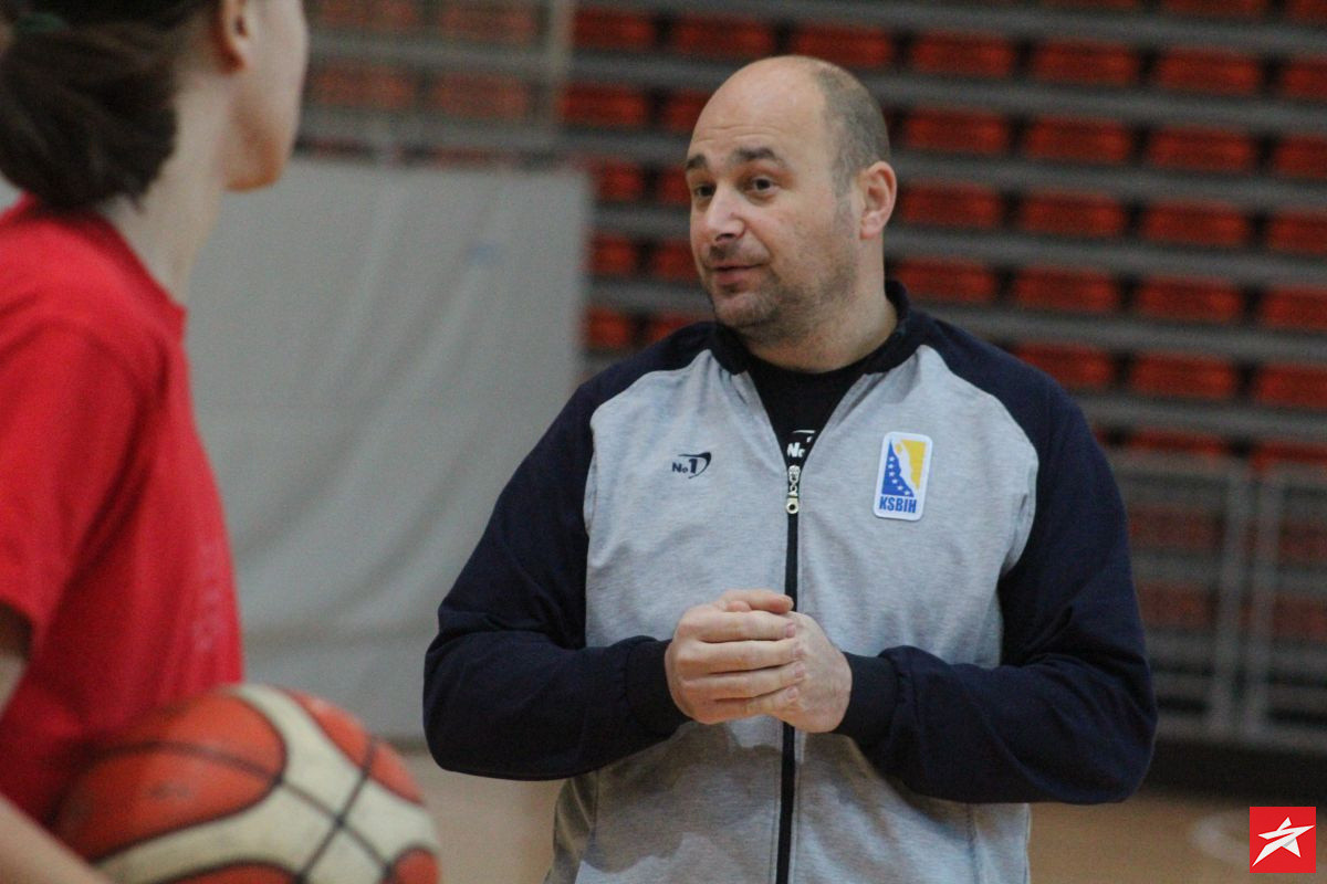 Admir Prašović: Bila bi velika stvar izboriti ostanak u A diviziji