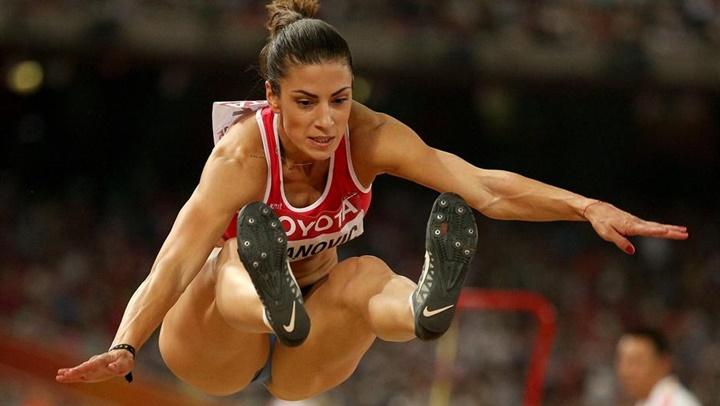 Ivana Španović vicešampionka svijeta