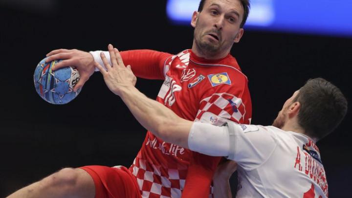 Igor Karačić: U polufinalu ako treba i sa jednom nogom