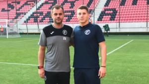 Trener golmana Radnika na stažiranju u PSV-u