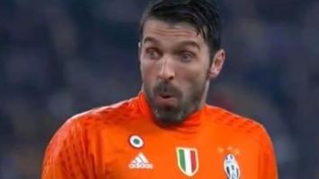 Urnebesna reakcija Buffona: Ne može da vjeruje da nije gol