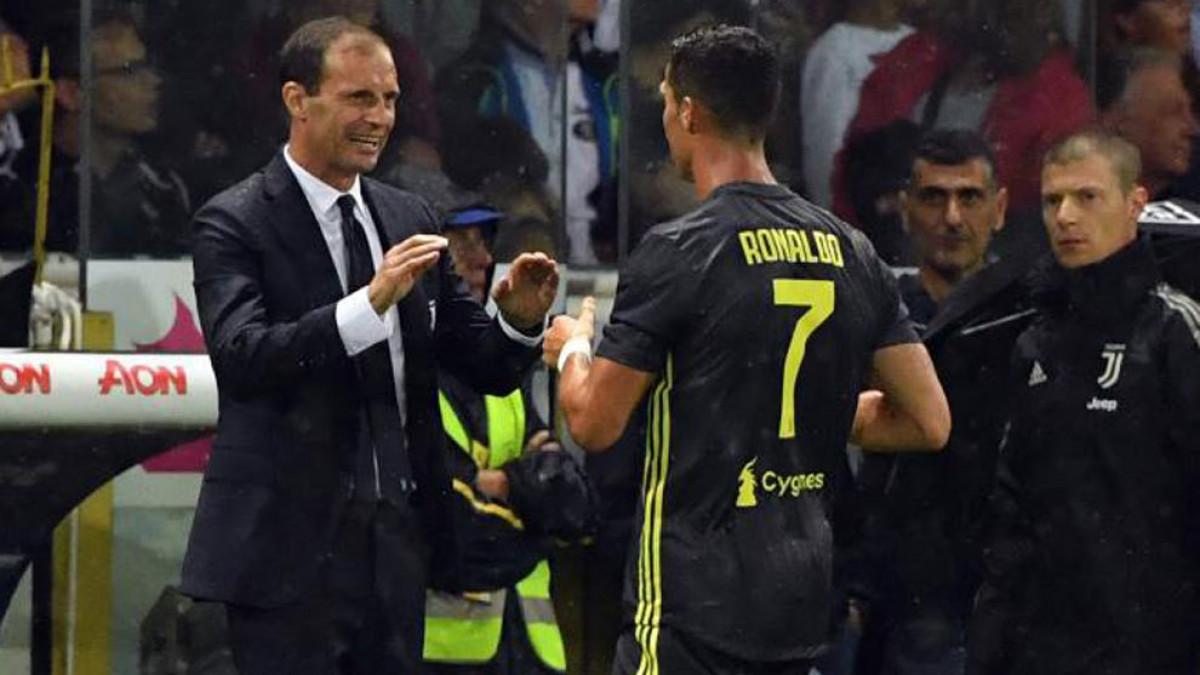 Allegri: Ronaldo ostaje