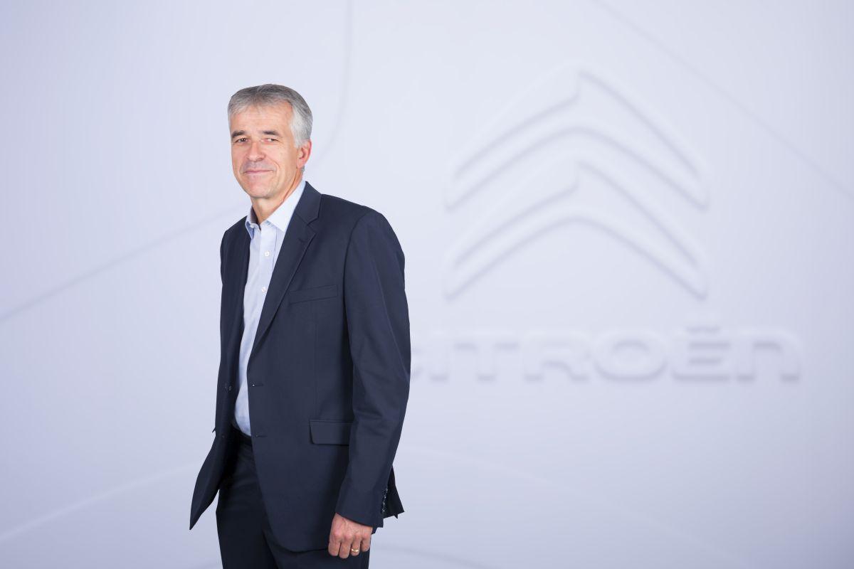 Vincent Cobée imenovan generalnim direktorom marke Citroën