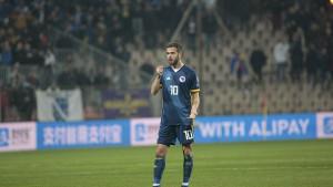 Izvučen dobitnik dresa reprezentacije Bosne i Hercegovine