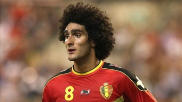 Fellaini zadao glavobolje selektoru Belgije