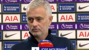 """Mourinho pokazao da je veliki gospodin: """"Šta se desilo? Fudbal..."""""""