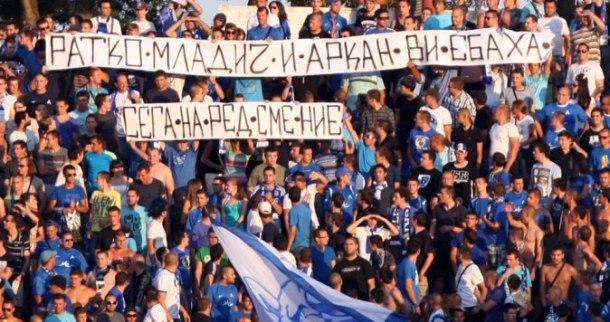 Levski zbog Arkana i Mladića kažnjen sa 30.000 eura