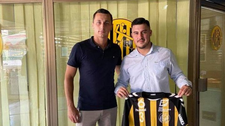Harun Hamzabegović potpisao za RK Gradačac