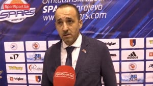 Maksimović nakon poraza: Rezultat nije mjerilo onoga što smo vidjeli na parketu