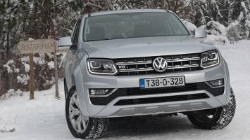 Volkswagen Amarok - Rođeni borac