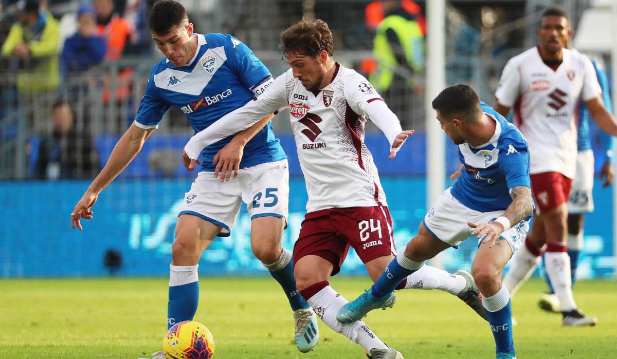 Brescia ponižena pred svojim navijačima