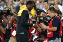 Bolt pokazao da je veliki atletičar i još veći gospodin