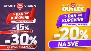 Sport Vision dan kupovine