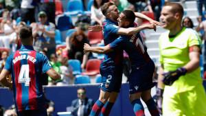 Levante slavio i gurnuo Rayo Vallecano ka nižem rangu