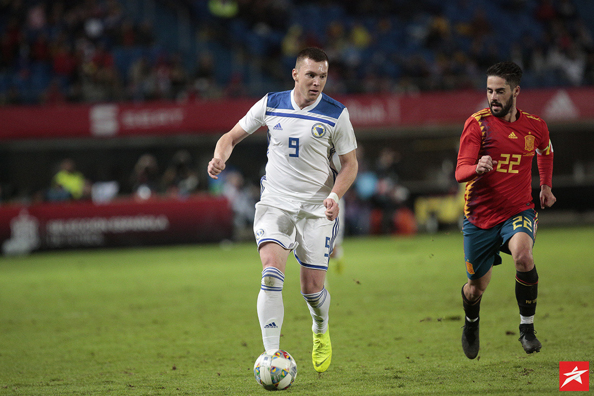 Dynamo potvrdio: Haris Duljević zatražio transfer!