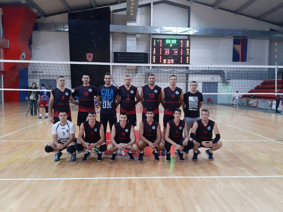 Trijumf OK Maglić protiv OK Radnik