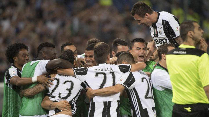 Juventus osvojio Kup Italije!