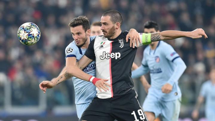 Bonucci izabrao najljepši, ali i najbolniji trenutak u dresu Juventusa