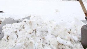 Snijeg stvara ozbiljne probleme, klub moli navijače za pomoć