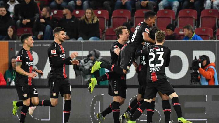 Bayer preokretom do uvjerljivog trijumfa u Augsburgu