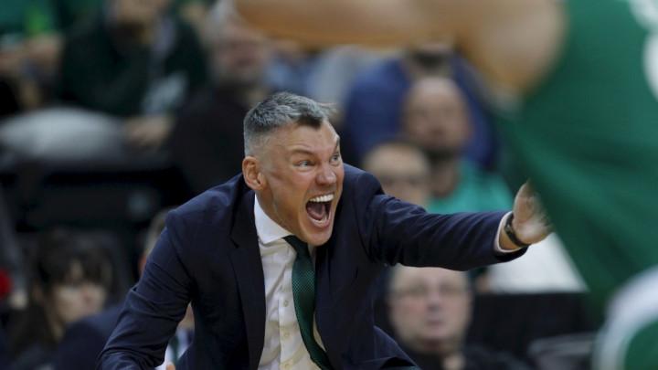 Šarunas Jasikevičius novi trener Barcelone