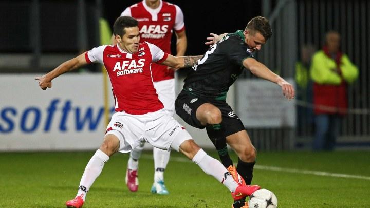 Memiševićev Groningen ubjedljivo poražen od Alkmaara