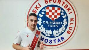 Zrinjski angažovao još jedno pojačanje iz Hrvatske