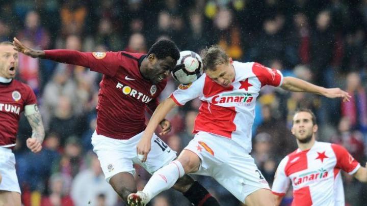 Slavia u velikom derbiju bolja od Sparte, Ćiviću poluvrijeme