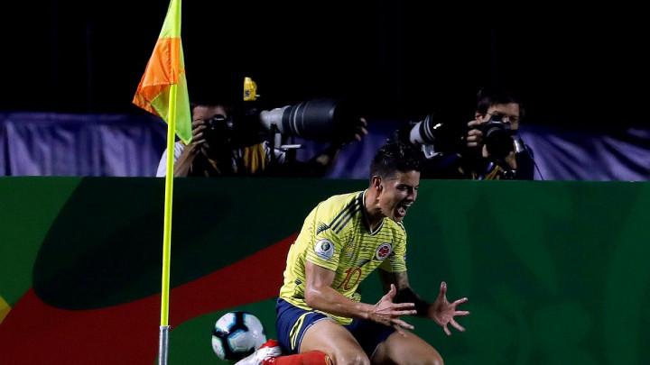 James Rodriguez očito nema ništa protiv prelaska u Napoli