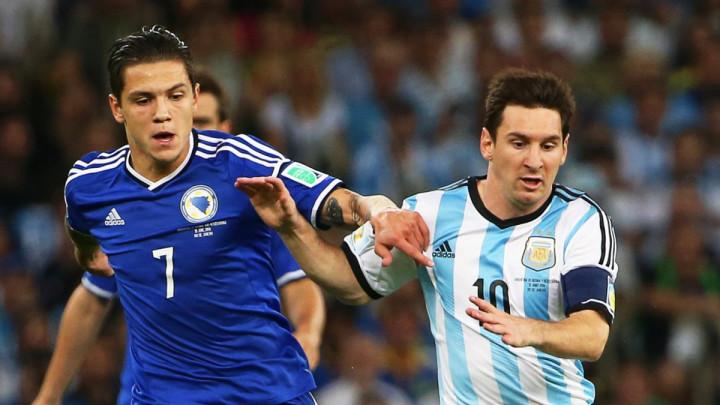 Muhamed Bešić je prije šest godina zaustavio Messija i oduševio fudbalski svijet