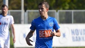Mladi veznjak Krupe želja FK Sarajevo