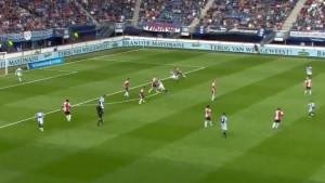 Ibrahim Drešević postigao spektakularan gol za bod Heerenveena protiv Feyenoorda