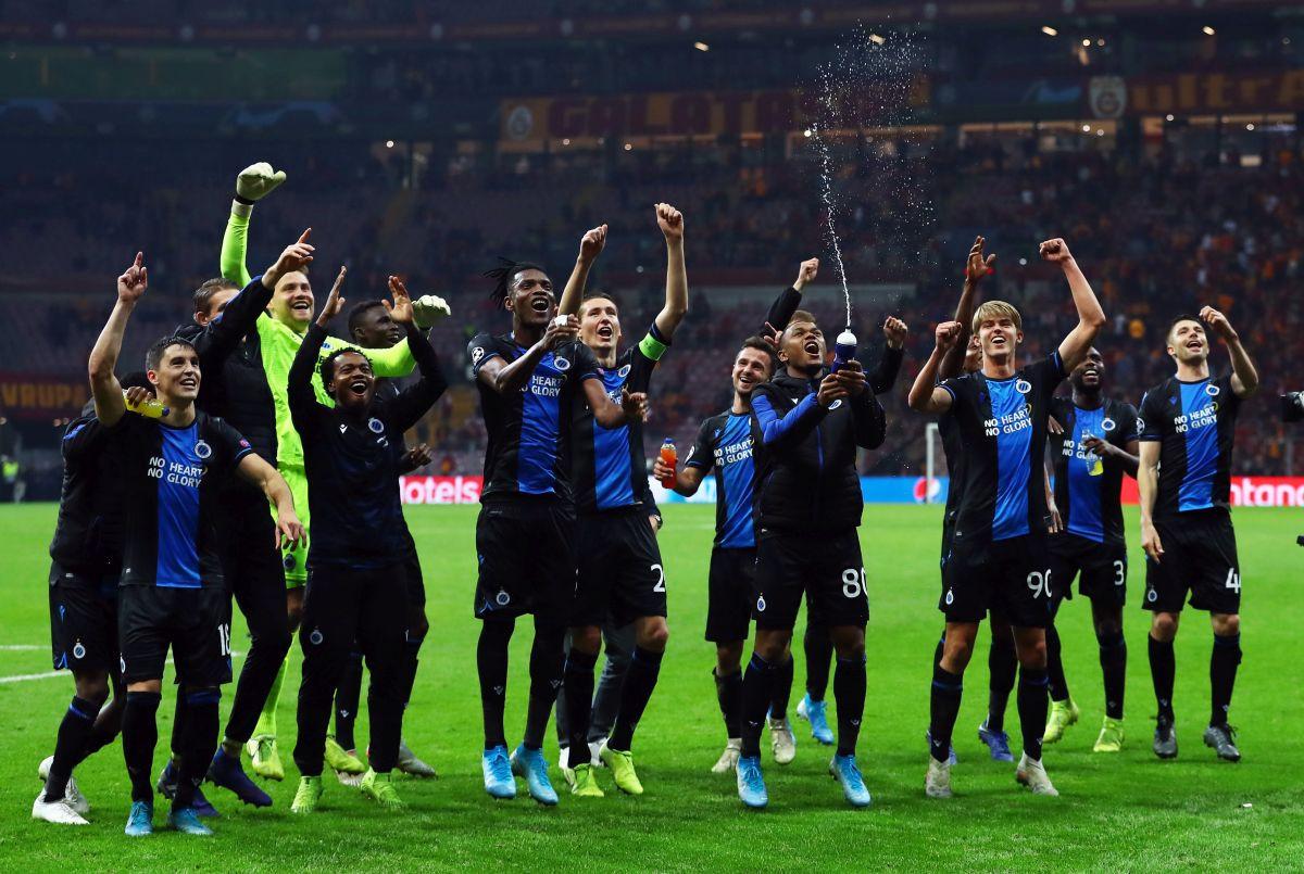 Prekinuto prvenstvo Belgije, Club Brugge prvak!