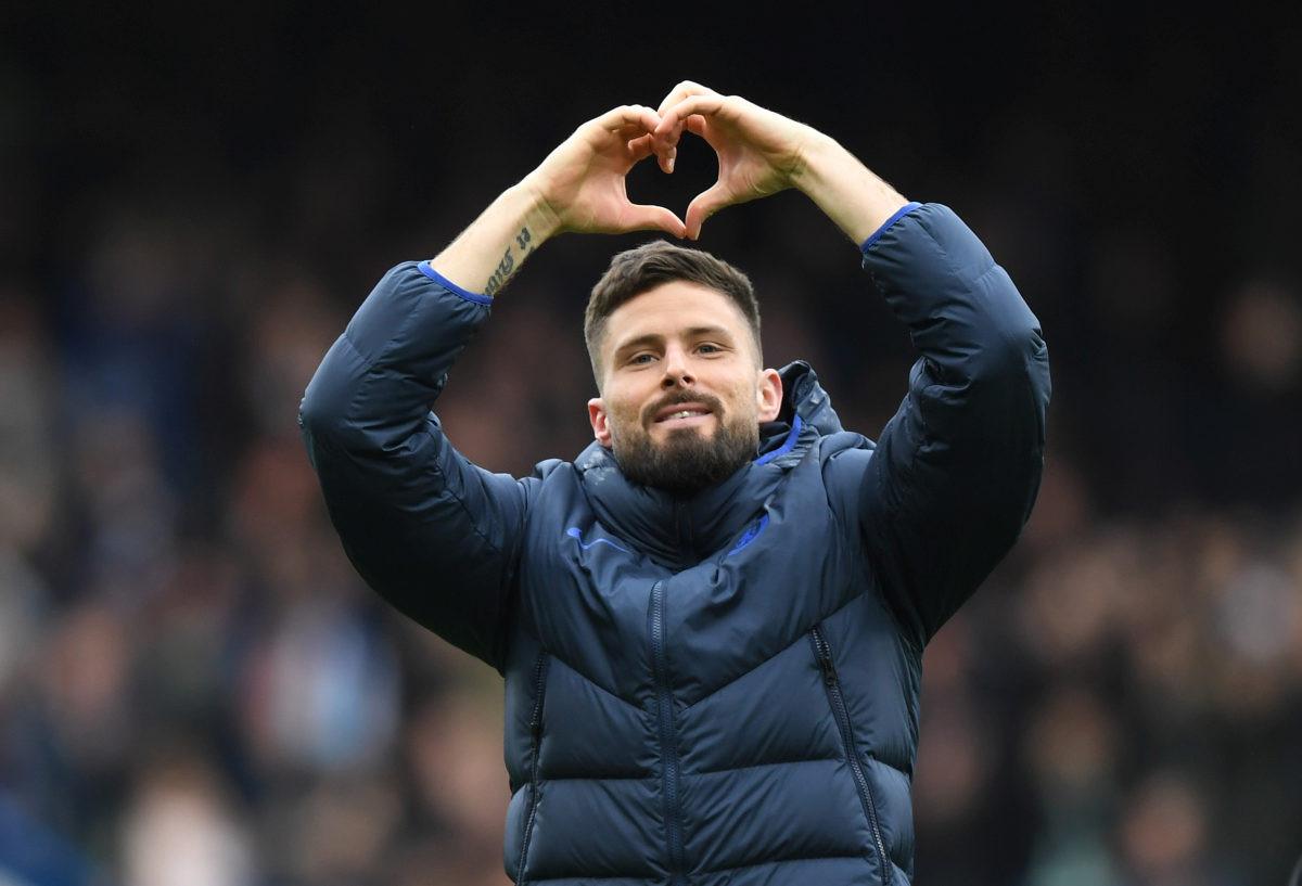 Giroud priznaje: Htio sam se osvetiti Arsenalu
