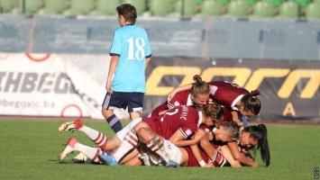 Sjajan potez FK Sarajevo za razvoj ženskog nogometa
