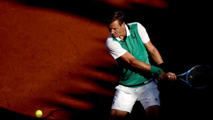 Berdych ispao s Roland Garrosa, Nishikori siguran